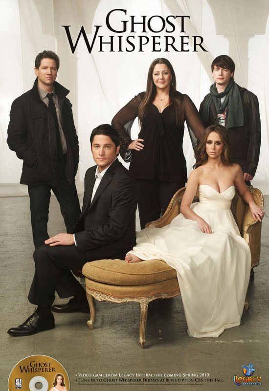 GHOST WHISPERER: love never dies