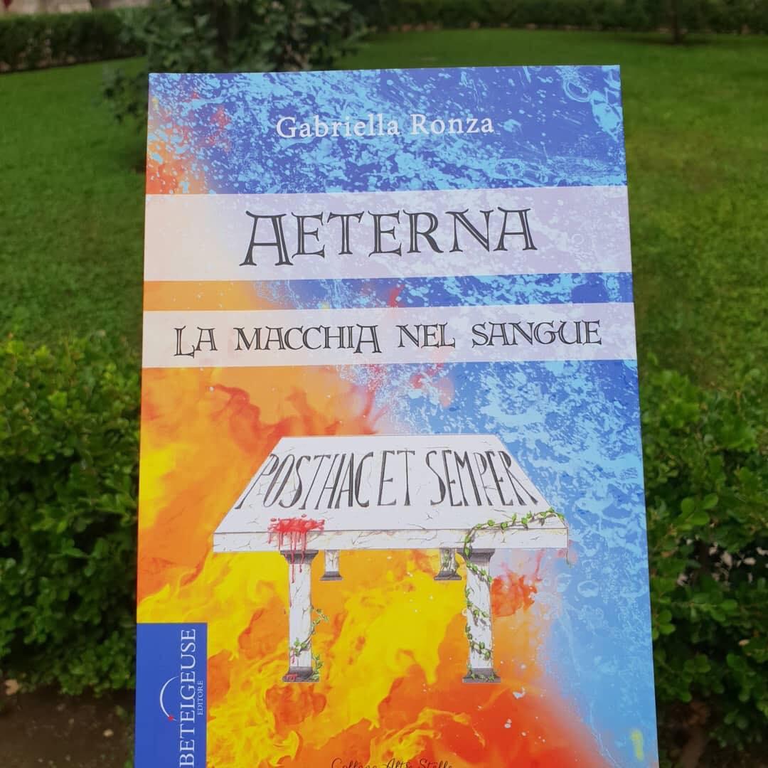 AETERNA – La macchia nel sangue
