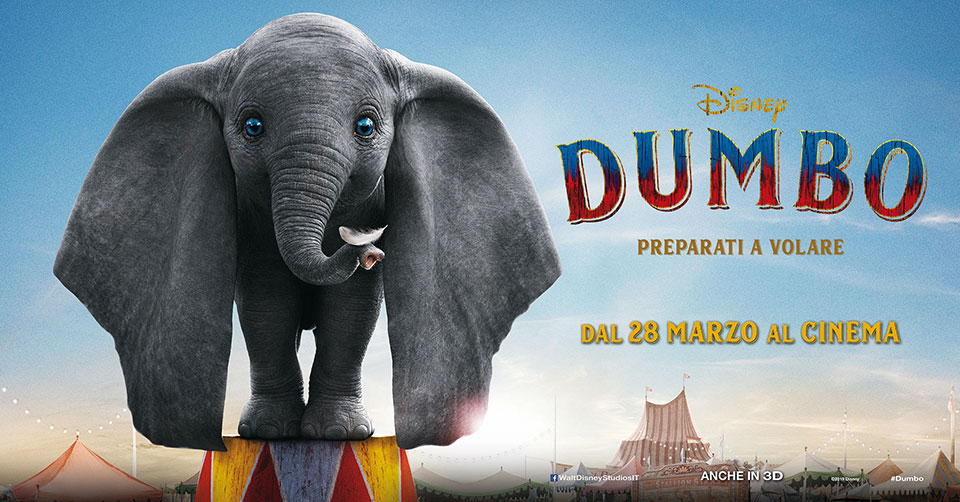 DUMBO – L'ELEFANTE VOLANTE #remakedisney
